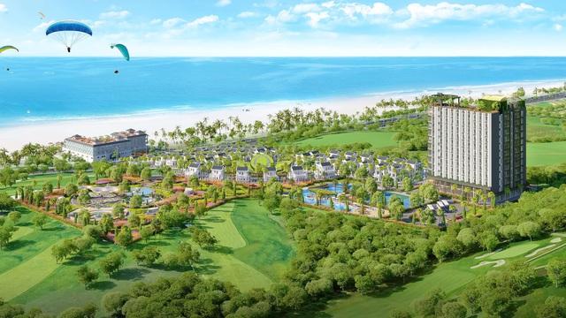 Vì sao thị trường BĐS nghỉ dưỡng ven biển gần Tp.HCM có cơ hội bứt phá? - Ảnh 1.
