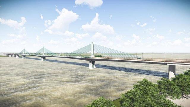 Hà Nội đang nghiên cứu cầu Trần Hưng Đạo 9.000 tỷ đồng nối 2 quận Hoàn Kiếm và Long Biên - Ảnh 2.