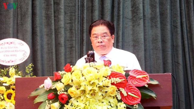 Thứ trưởng Phan Chí Hiếu tái đắc cử Bí thư Đảng ủy Bộ Tư pháp - Ảnh 3.