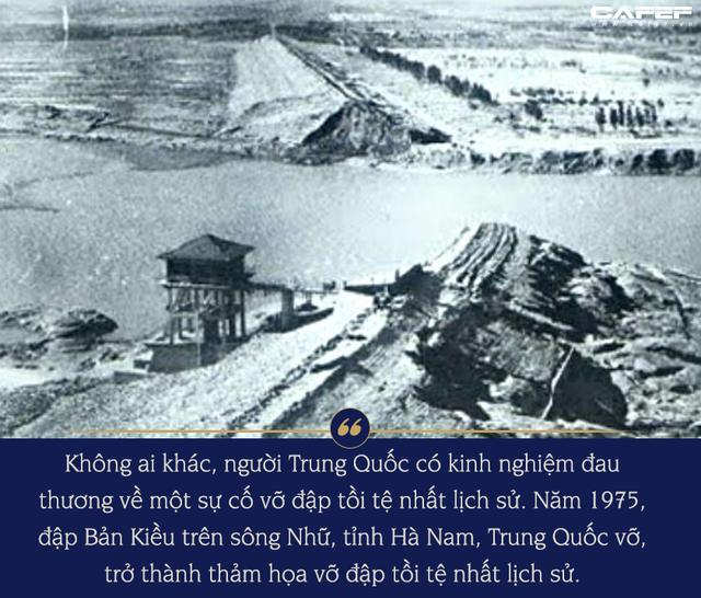 Siêu đập khổng lồ, hiện thân cho khát vọng trị thủy nghìn năm của Trung Quốc, đang đến hồi kết thúc - Ảnh 4.
