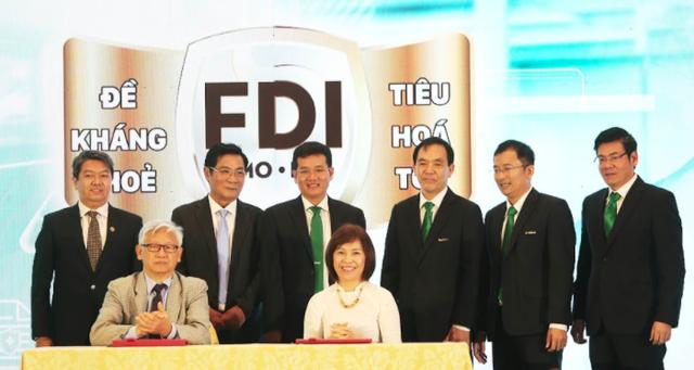 Dẫn đầu doanh thu sữa trẻ em với 22% thị phần, Nutifood muốn mở rộng sân chơi xuất khẩu với tuyên bố sữa Việt không thua gì hàng ngoại - Ảnh 1.