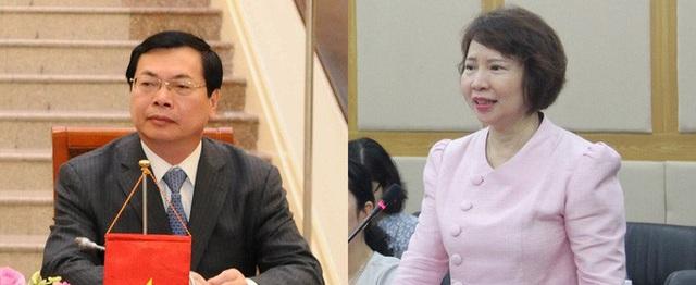 Vì sao ông Vũ Huy Hoàng và bà Hồ Thị Kim Thoa bị khởi tố?  - Ảnh 1.