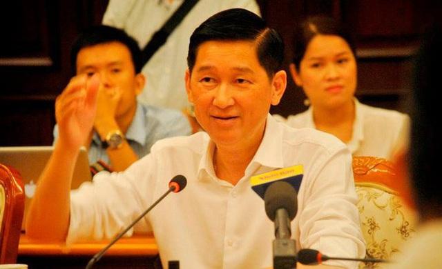 Khởi tố ông Trần Vĩnh Tuyến, Phó chủ tịch UBND TP HCM  - Ảnh 1.