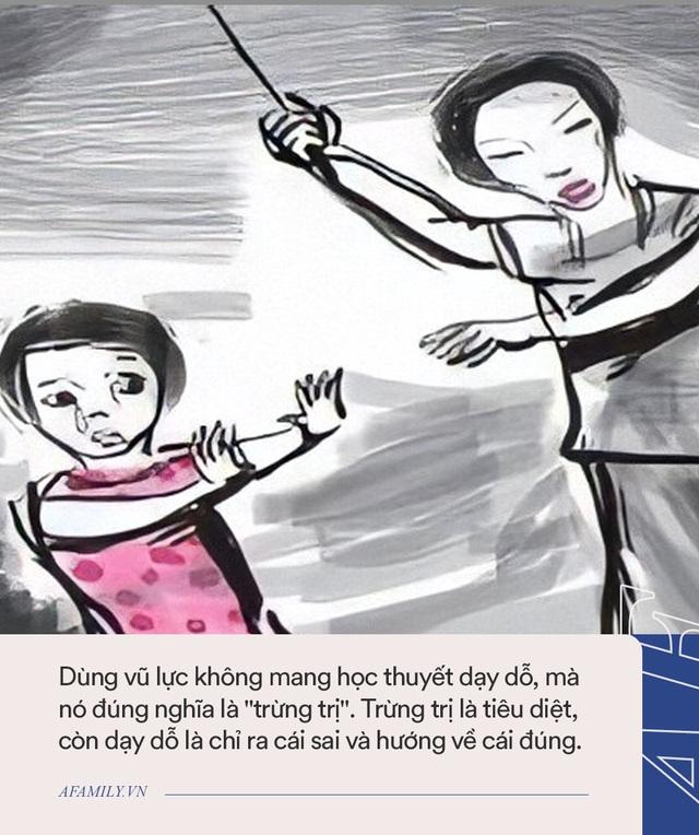 Có 1 cách dạy con cực sai lầm nhưng nhiều cha mẹ mắc phải và cần sửa đổi ngay - Ảnh 1.