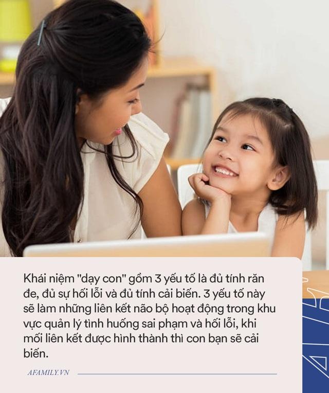 Có 1 cách dạy con cực sai lầm nhưng nhiều cha mẹ mắc phải và cần sửa đổi ngay - Ảnh 2.