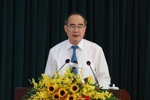 Bí thư Thành ủy TP HCM nói về việc một số cán bộ của TP bị khởi tố  - Ảnh 1.