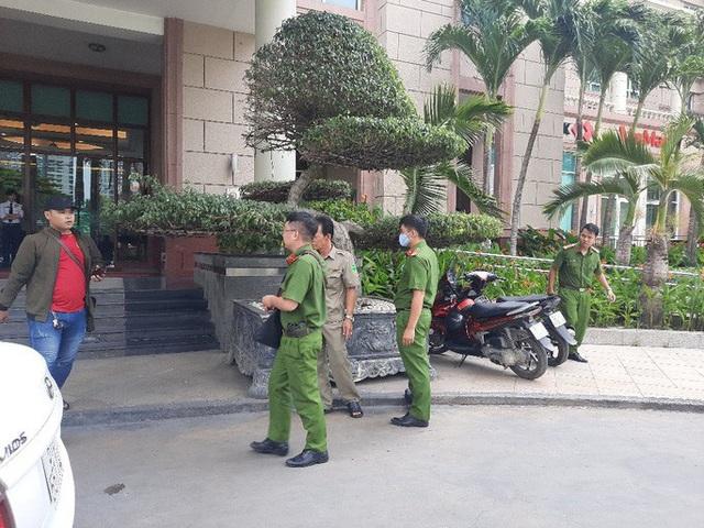 Khám xét nhà ông Trần Trọng Tuấn và ông Trần Vĩnh Tuyến  - Ảnh 5.