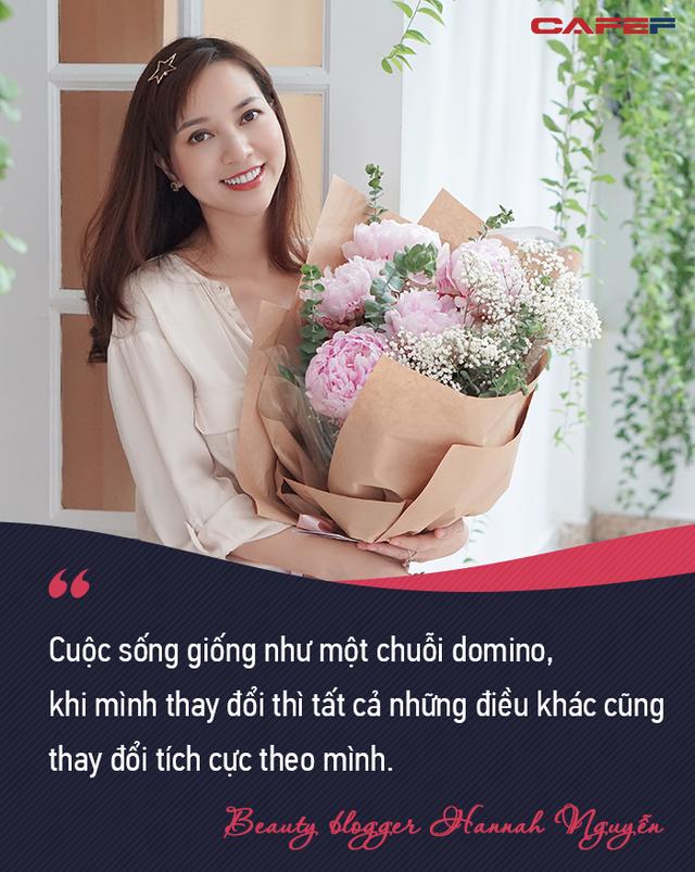 """Beauty blogger nổi tiếng Hannah Nguyễn: """"Khi có năng lực, sự nghiệp tốt, bạn có thể lựa chọn được phong cách sống của mình"""" - Ảnh 5."""