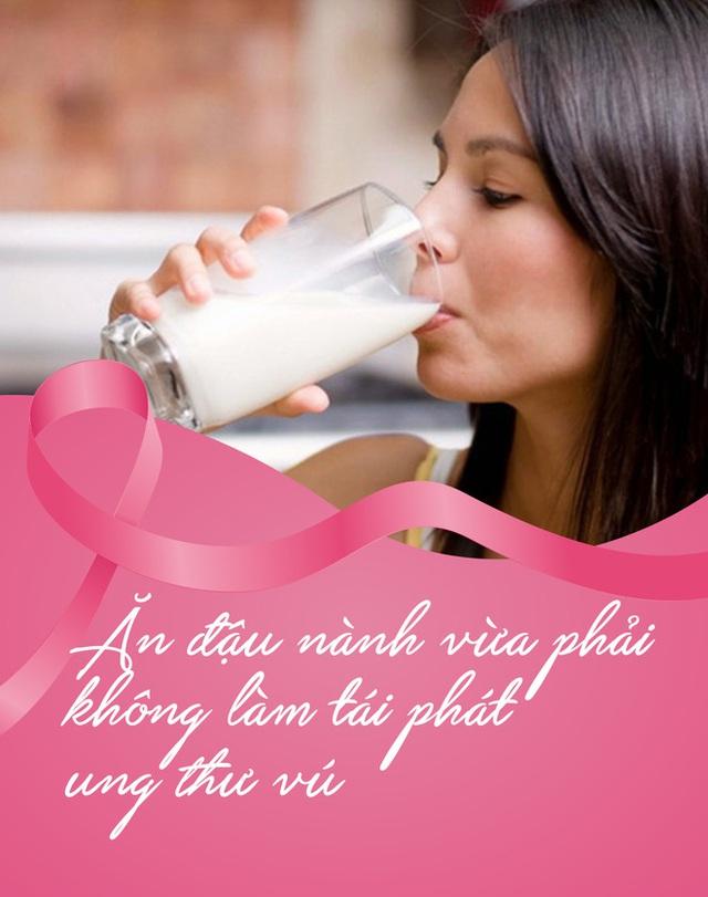 Bệnh nhân ung thư vú nên tránh ăn đậu nành và hạt lanh: Sự thật là gì? - Ảnh 1.