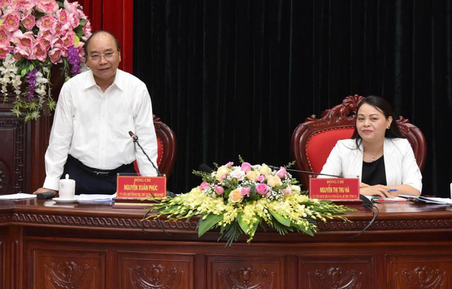 Thủ tướng: Ninh Bình cần tự cân đối thu-chi vào năm đầu nhiệm kỳ tới - Ảnh 1.