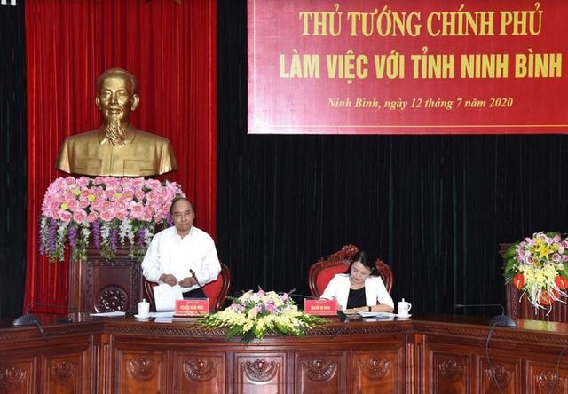 Thủ tướng: Ninh Bình cần tự cân đối thu-chi vào năm đầu nhiệm kỳ tới - Ảnh 2.