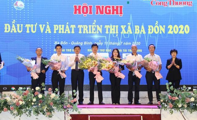 Quảng Bình: Ký cam kết đầu tư hơn 9.000 tỉ đồng vào thị xã Ba Đồn - Ảnh 3.