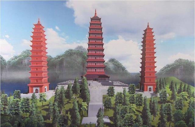 Đại gia Ninh Bình chuyên đi xây chùa nghìn tỷ  - Ảnh 3.