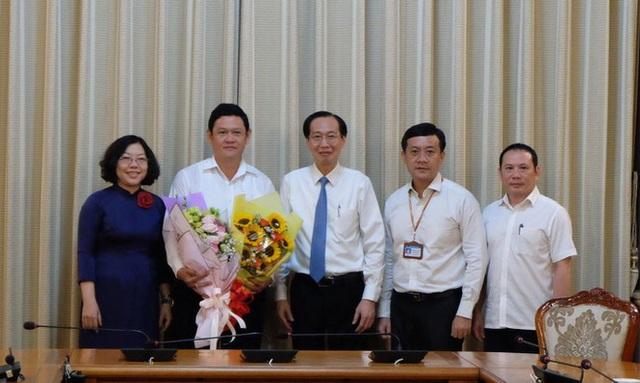 TPHCM thay nhân sự lãnh đạo Tổng Công ty Nông nghiệp Sài Gòn - Ảnh 1.