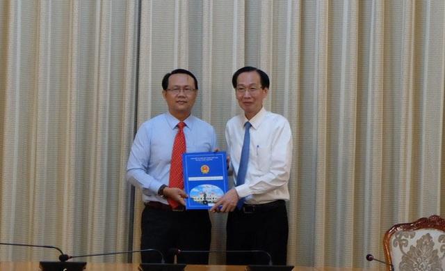 TPHCM thay nhân sự lãnh đạo Tổng Công ty Nông nghiệp Sài Gòn - Ảnh 2.