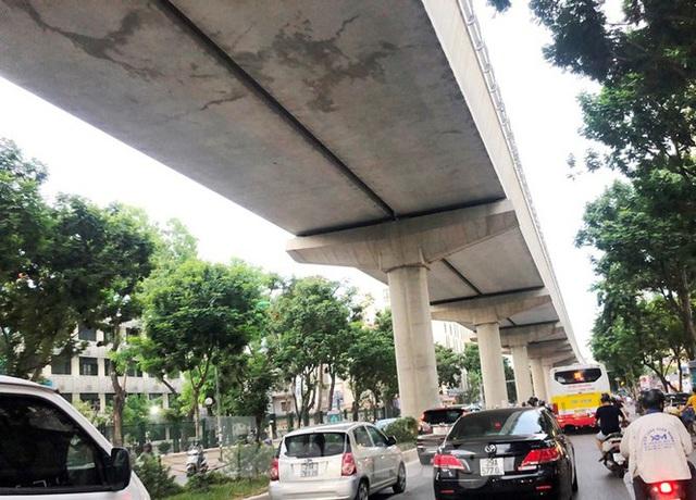 Cận cảnh đoạn metro Hà Nội vừa bị đòi bồi thường 19 triệu USD - Ảnh 8.