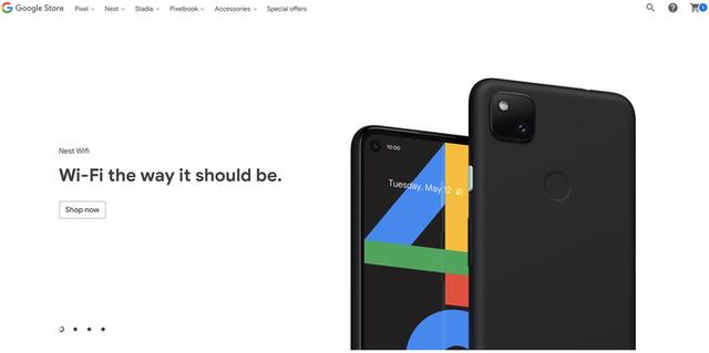Google vô tình đăng hình ảnh của Pixel 4a trên trang chủ - Ảnh 2.
