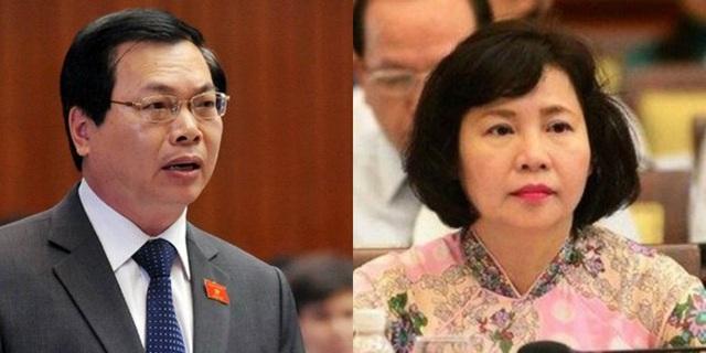 Kiến nghị xử lý kỷ luật nghiêm Thứ trưởng Bộ Công thương Cao Quốc Hưng - Ảnh 1.