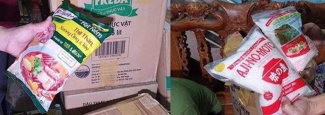 Đà Nẵng: Bắt hơn 1.200 gói bột ngọt giả chuẩn bị đưa ra thị trường - Ảnh 2.