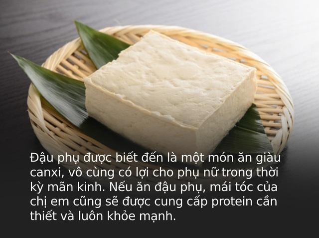 Đậu phụ bổ dưỡng sánh ngang với thịt dê: Đặc biệt tốt cho phụ nữ nhưng đừng ăn kèm 5 món sau kẻo sinh độc - Ảnh 1.