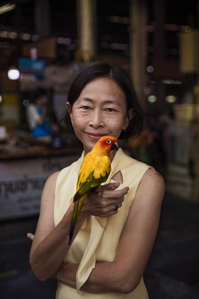 Dành 6 năm đi khắp 5 châu chụp ảnh phụ nữ, nhiếp ảnh gia gây bất ngờ với bản đồ sắc đẹp của thế giới, trong đó có Việt Nam - Ảnh 5.