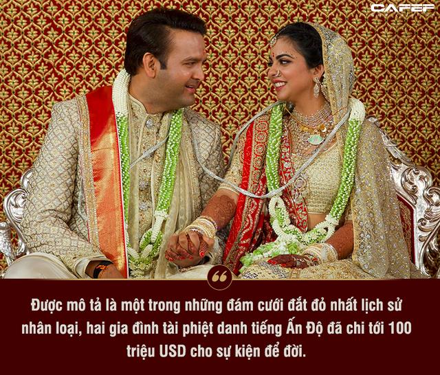 """Từ những đám cưới khiến cả thế giới trầm trồ tới kế hoạch """"truyền ngôi"""" của tỷ phú giàu nhất châu Á - Ảnh 2."""