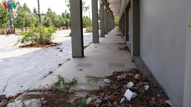 Hàng trăm biệt thự, nhà phố tiền tỷ bỏ hoang ở thành phố mới Bình Dương - Ảnh 7.