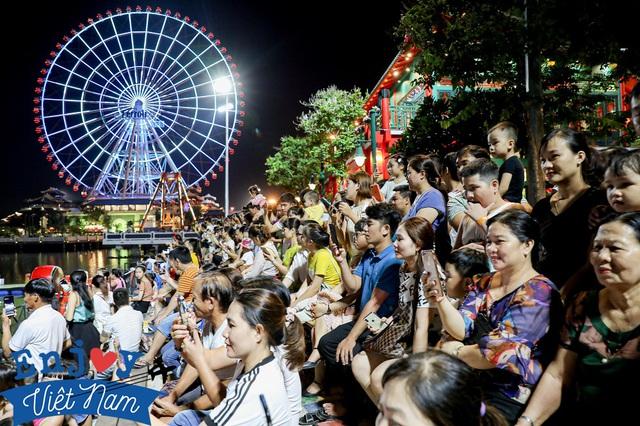 Bộ ảnh đêm khiến du khách ao ước Đà Nẵng thức khuya hơn - Ảnh 13.
