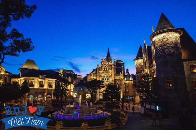 Bộ ảnh đêm khiến du khách ao ước Đà Nẵng thức khuya hơn - Ảnh 5.
