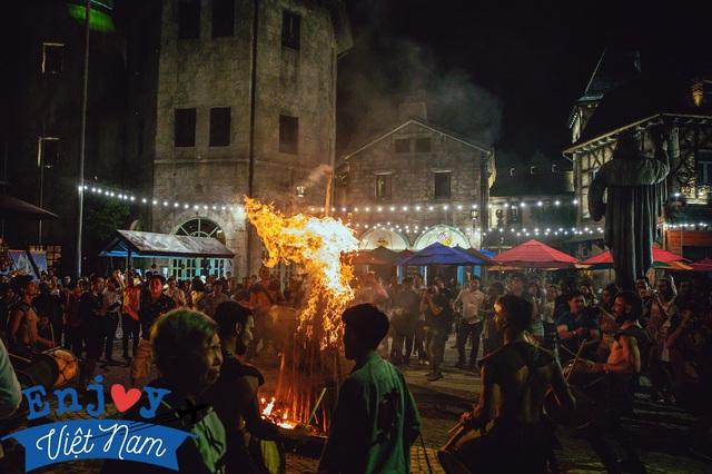 Bộ ảnh đêm khiến du khách ao ước Đà Nẵng thức khuya hơn - Ảnh 7.