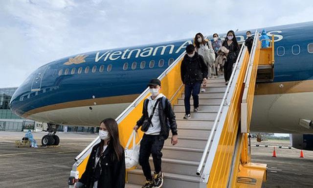 Đề xuất chỉ định duy nhất Vietnam Airlines bay quốc tế giai đoạn đầu  - Ảnh 1.