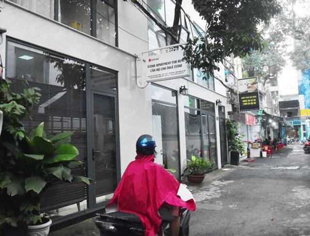 Nhiều căn hộ dịch vụ đóng cửa, giá thuê giảm mạnh nhất 4 năm  - Ảnh 1.