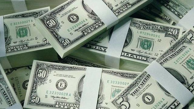 USD đồng loạt giảm tại các ngân hàng thương mại - Ảnh 1.