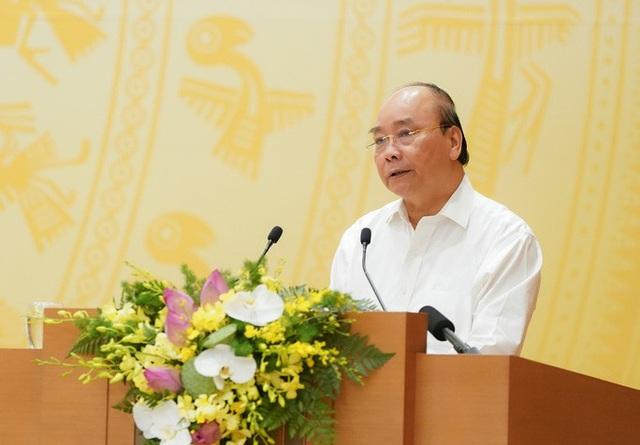 Thủ tướng Chính phủ: Có địa phương cả năm không khởi công dự án nào - Ảnh 1.