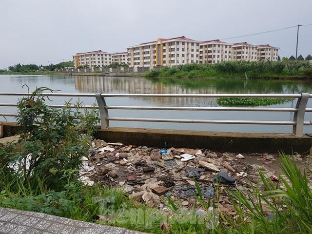 Xót xa công trình hàng trăm tỷ ở Cần Thơ thành nơi 'chứa' rác  - Ảnh 1.