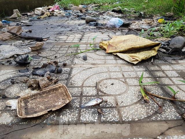 Xót xa công trình hàng trăm tỷ ở Cần Thơ thành nơi 'chứa' rác  - Ảnh 9.