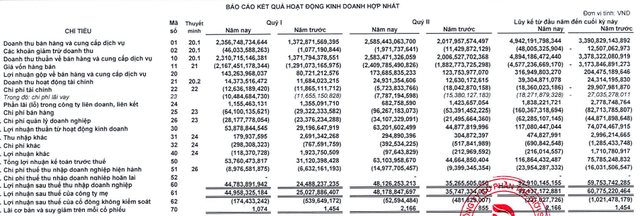 Digiworld (DGW) tăng 55% lãi ròng nửa đầu năm lên 93 tỷ đồng - Ảnh 1.