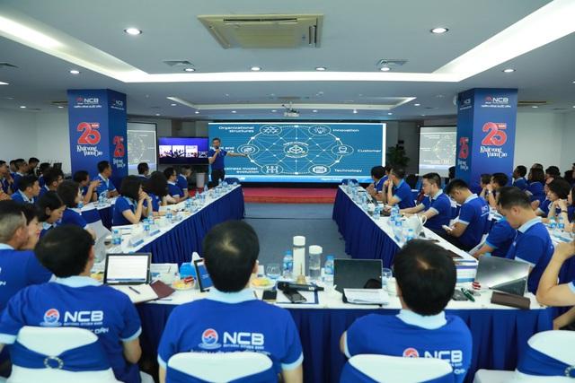 NCB tiếp tục duy trì tăng trưởng ổn định, bền vững - Ảnh 1.