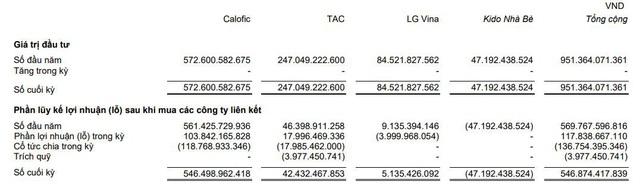 Vocarimex (VOC): Lỗ lớn từ hoạt động liên kết lãi quý 2 giảm 30% so với cùng kỳ - Ảnh 1.
