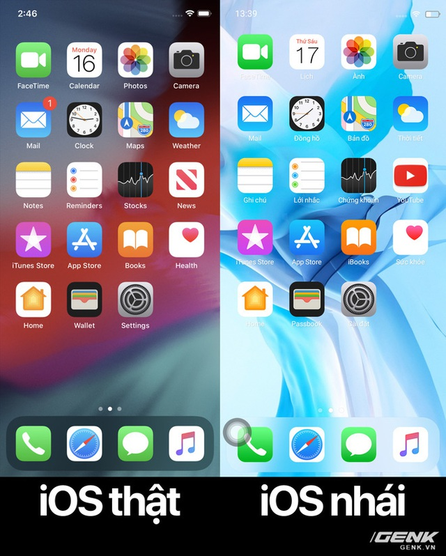Cảnh giác với iPhone 12 Pro Max hàng nhái chạy Android, giá 2.5 triệu đồng tại Việt Nam - Ảnh 13.