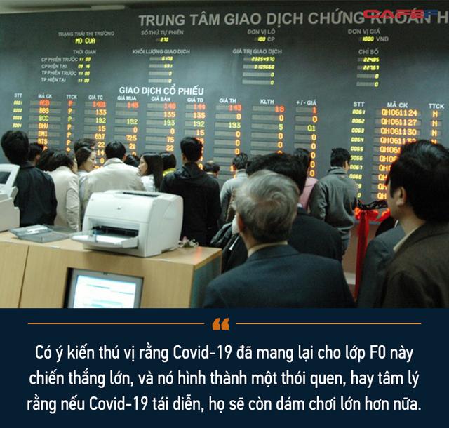Chuyện chưa kể của một lão làng trên TTCK Việt Nam: Từng lập file excel để tính lãi 7% mỗi ngày và 3 lí do tin rằng đội lái vẫn còn nhiều đất diễn - Ảnh 12.