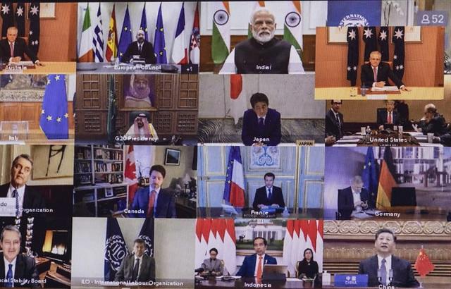 G20 cam kết sẽ dùng mọi công cụ để thúc đẩy nền kinh tế - Ảnh 1.