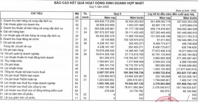 Đầu tư LDG: Đất Xanh muốn thoái sạch vốn, lợi nhuận 6 tháng giảm sốc 99% chỉ còn vỏn vẹn 2 tỷ - Ảnh 1.