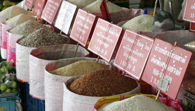 Lượng xuất khẩu gạo của Thái Lan có thể sẽ xuống thấp nhất 10 năm - Ảnh 1.