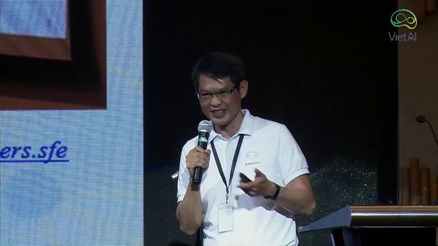 TGĐ VinBrain Trương Quốc Hùng: Đầu tư tốt cho AI, Việt Nam có tiềm năng cạnh tranh với Singapore - Ảnh 1.