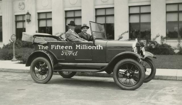 Ông vua xe hơi Henry Ford và hành trình đáng kinh ngạc: Xóa sổ xe ngựa, đưa thế giới sang kỷ nguyên ô tô!  - Ảnh 8.