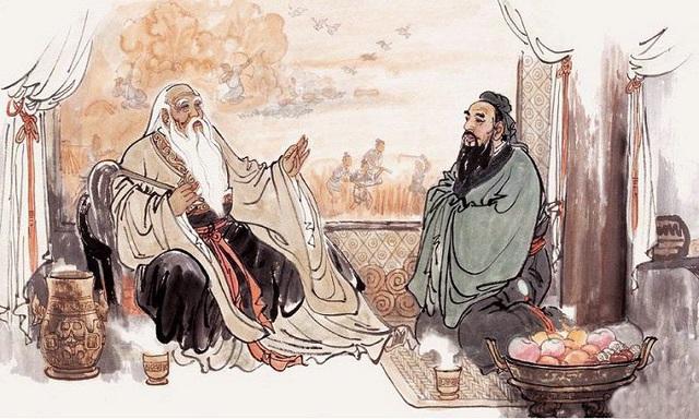 Bí ẩn về cuộc đời Lão Tử: Bậc cao nhân ẩn sĩ được Khổng Tử ví như Con rồng thâm sâu, không thể lường nổi - Ảnh 5.