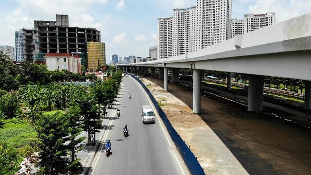 Đường vành đai 3 Hà Nội hơn 5.300 tỷ đồng sắp thông xe - Ảnh 3.