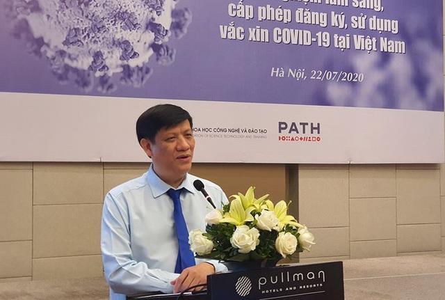 Việt Nam có thể thử nghiệm vaccine Covid-19 trên người cuối năm nay - Ảnh 1.