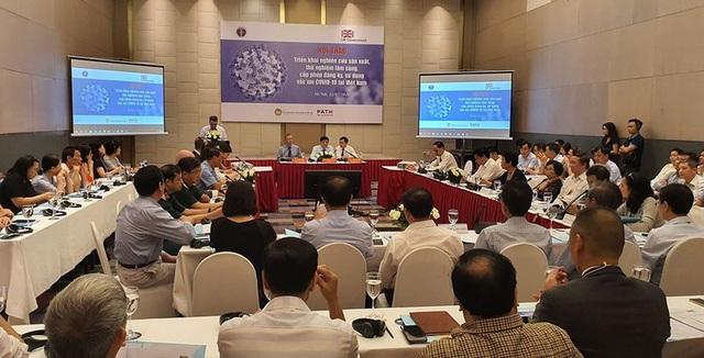Việt Nam có thể thử nghiệm vaccine Covid-19 trên người cuối năm nay - Ảnh 2.